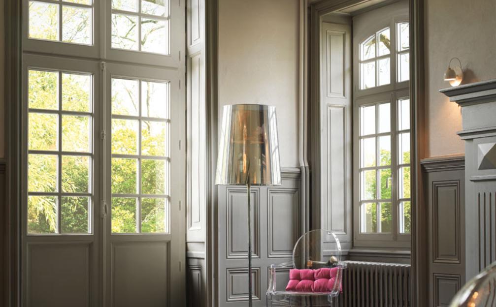Fenêtre classique PVC Bremaud