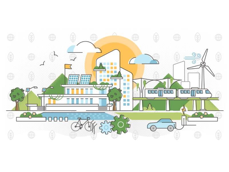 Régionales 2021: le climat, facteur de vote - Batiweb