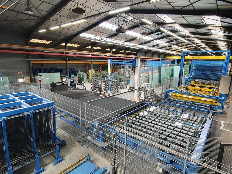 Riou Glass poursuit ses investissements pour optimiser sa production - Batiweb