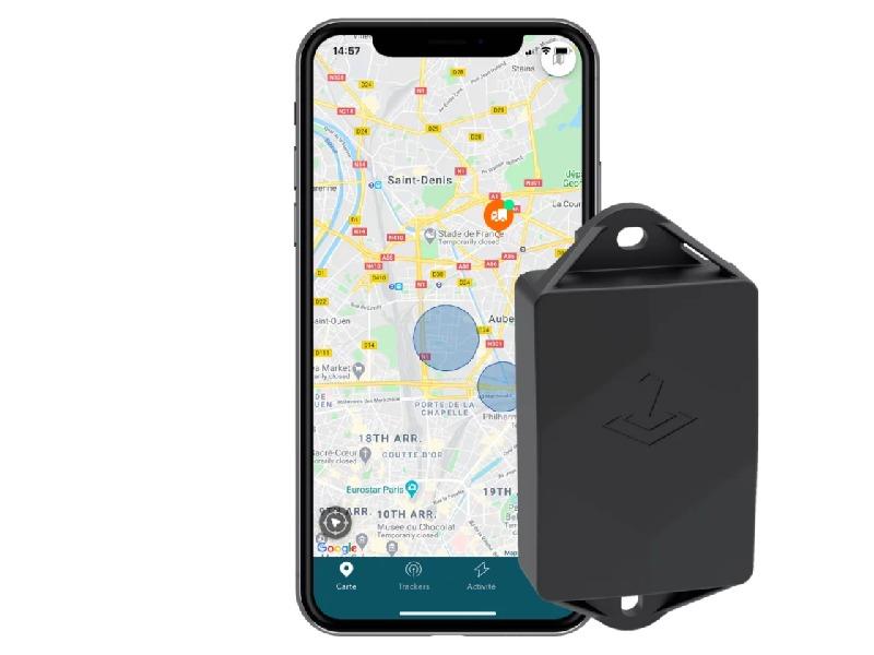 Les traceurs GPS TRAKmy au service du BTP - Batiweb