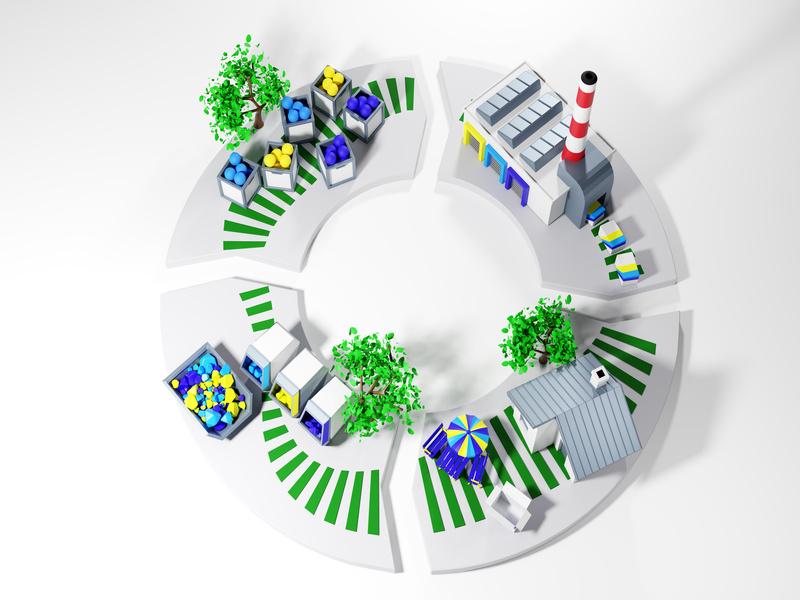Socotec et Cycle Up unis en faveur de l'économie circulaire dans le bâtiment - Batiweb