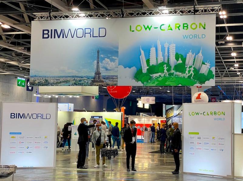 BIM World 2021, premier salon post-pandémie à Paris - Batiweb