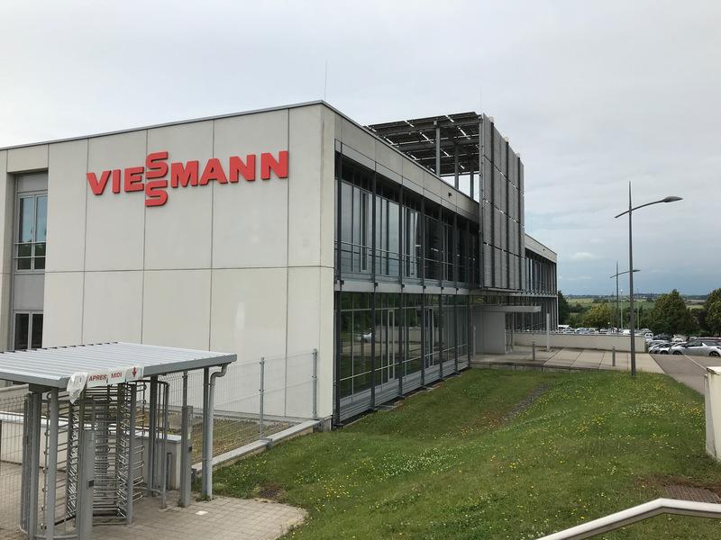 Le site Viessmann de Faulquemont, entre innovation et valorisation du territoire - Batiweb