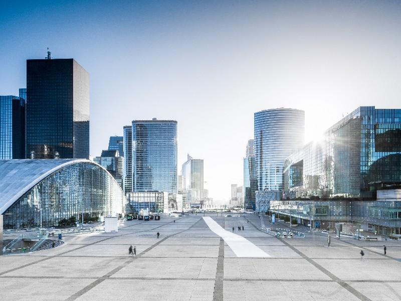 « Le Chemin », un projet qui repense le quartier de La Défense - Batiweb