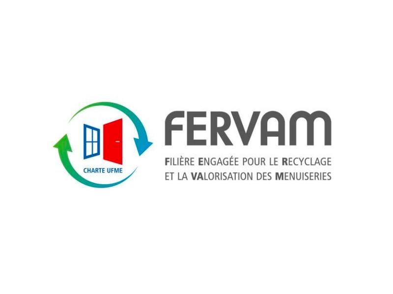 Recyclage des menuiseries : l'UFME lance « Fervam » - Batiweb