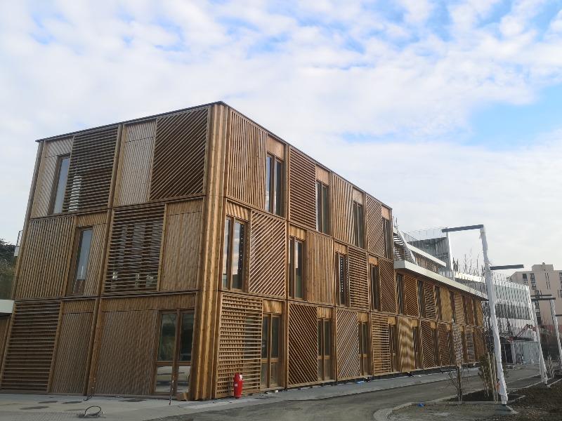 A Toulouse, Lorillard signe une prouesse technique pour le siège social de Latécoère - Batiweb