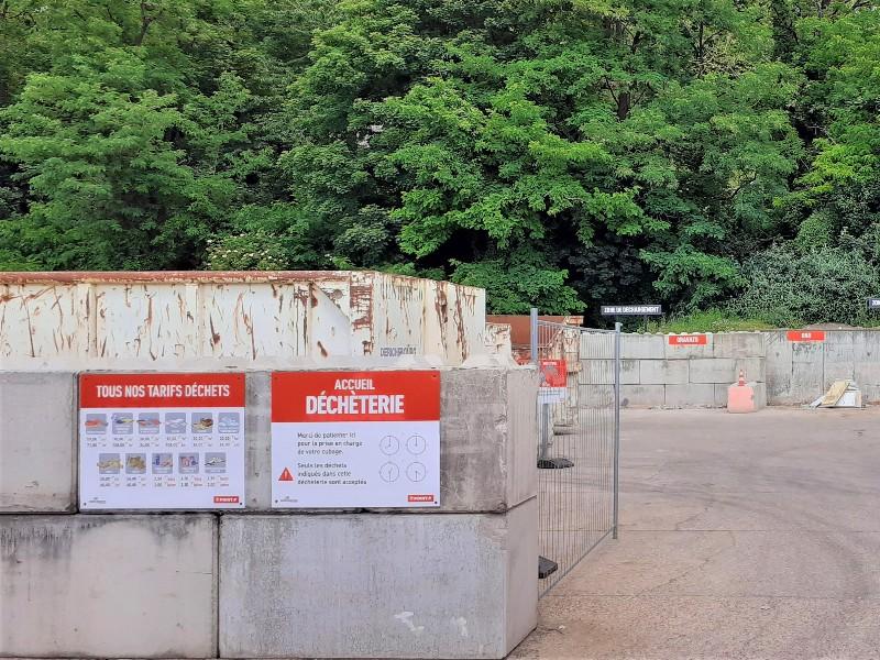 En Normandie, Point.P développe son service de déchèterie - Batiweb