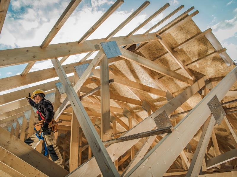 La construction bois, prospère en 2020, en possible expansion dès 2021 - Batiweb