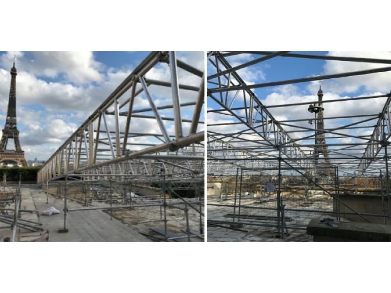 Palais Chaillot : une rénovation sur-mesure alliant confort et protection - Batiweb