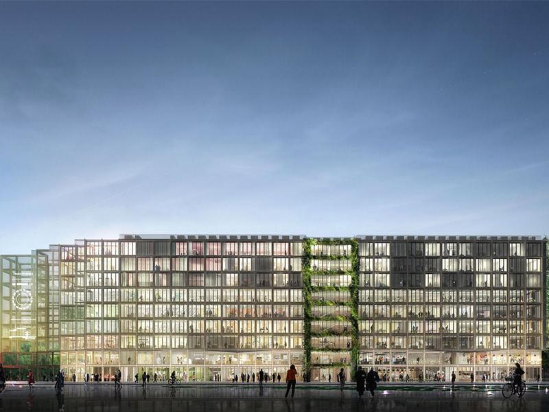 Stream Building (agence PCA Stream) : le bâtiment qui s'adapte aux changements de nos modes de vie - Batiweb
