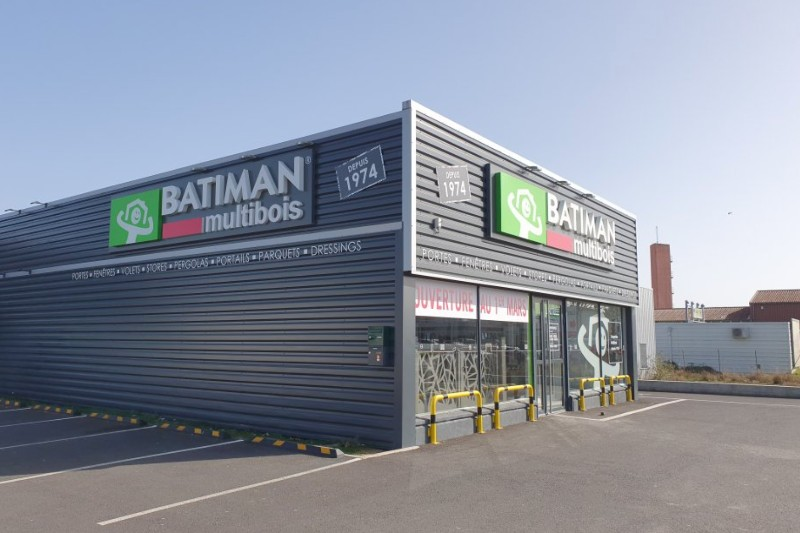 De nouveaux points de vente pour le réseau Batiman - Batiweb