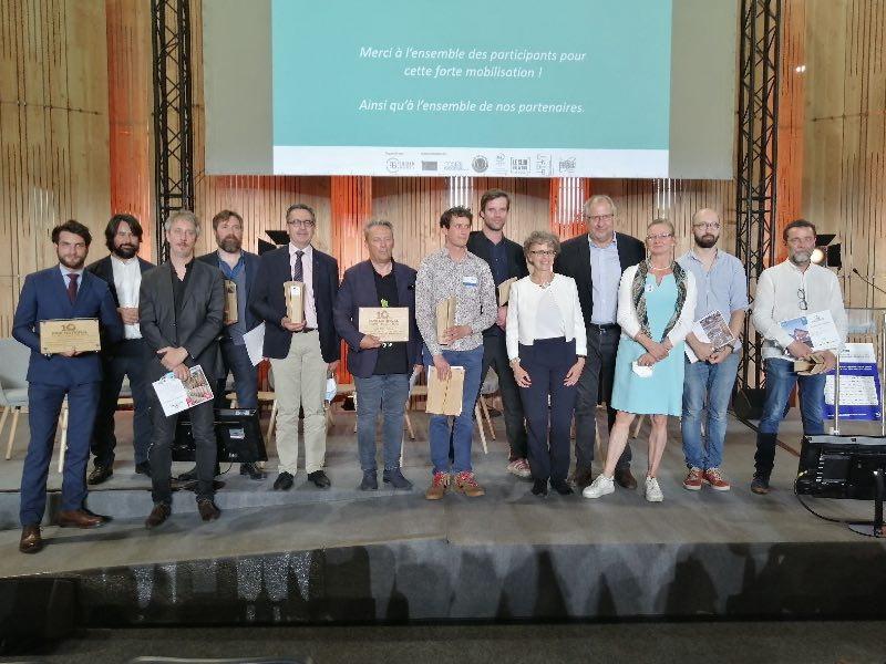 Prix national de la construction bois : les lauréats de la 10ème édition révélés ! - Batiweb