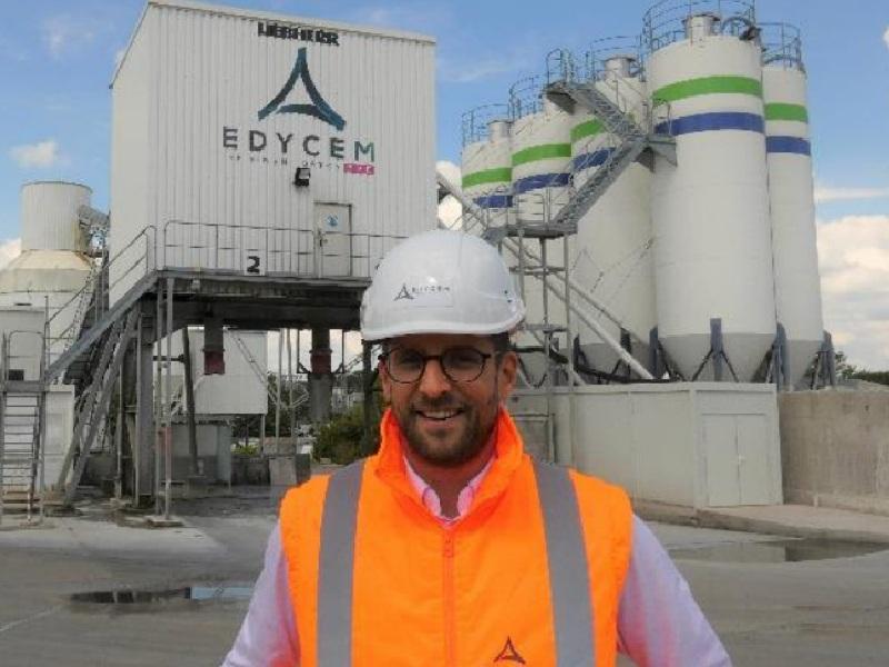 Edycem nomme un nouveau directeur BPE pour la région Centre - Batiweb