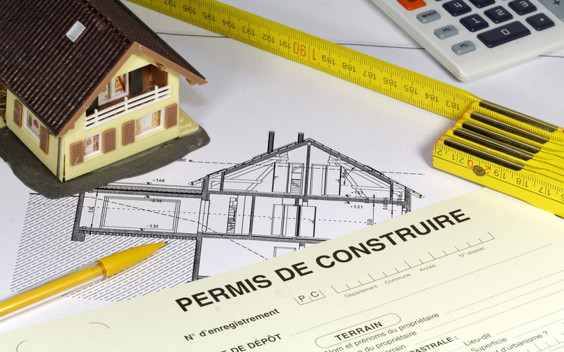 Construction de logements: les permis de construire encore en hausse - Batiweb