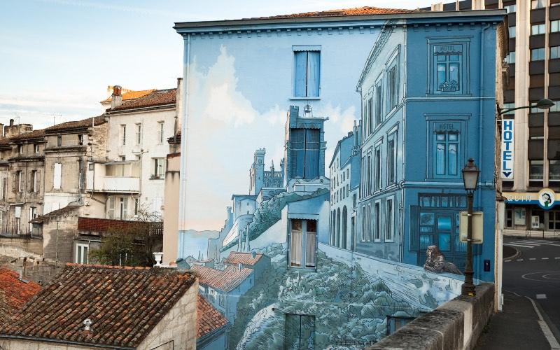 Action Cœur de Ville mesure la thermosensibilité du bâti local - Batiweb