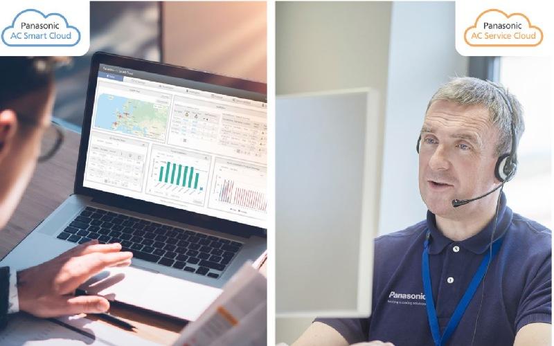 Panasonic lance une plateforme de gestion pour les installations CVC - Batiweb