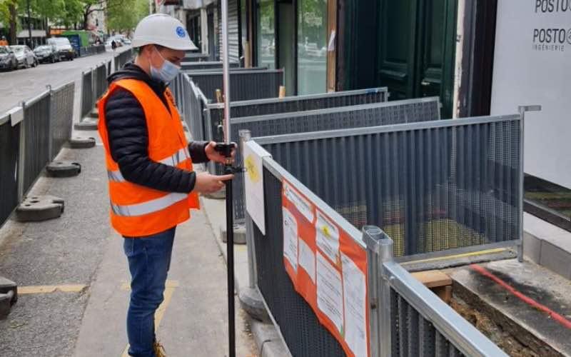 Réalité augmentée et 5G sur chantier : le défi relevé par Bouygues et Syslor - Batiweb
