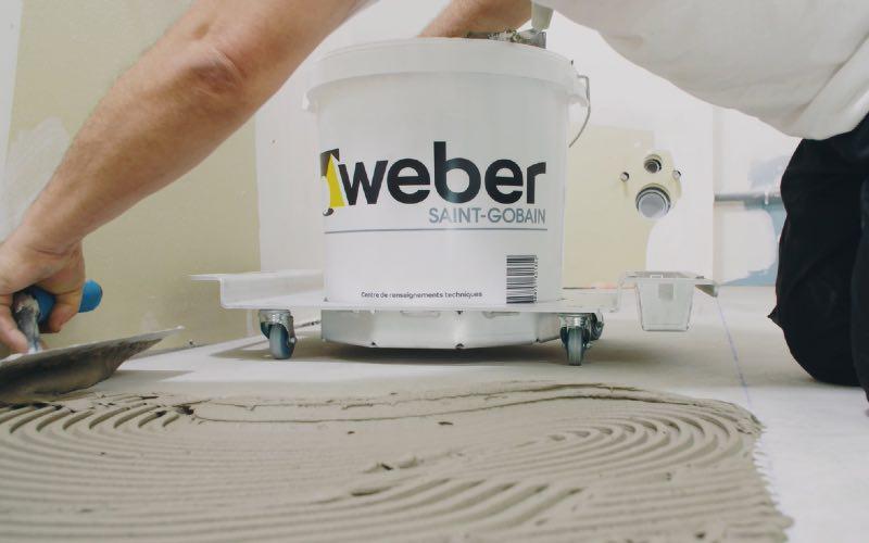 La première innovation de weber incubateur dévoilée - Batiweb