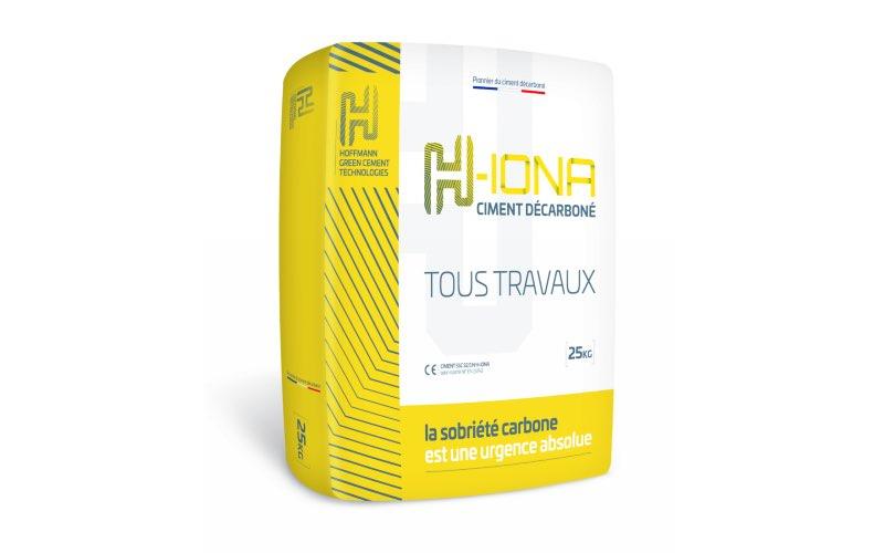 H-IONA, 4ème ciment décarboné par Hoffmann Green Cement - Batiweb