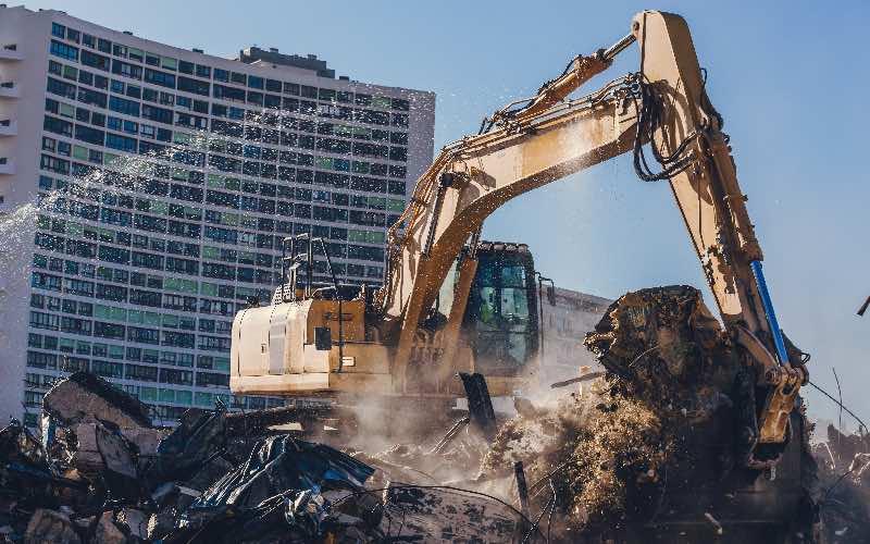 Valoriser les déchets du BTP par le digital, le pari d'Antea Group et batiRIM - Batiweb