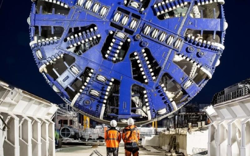Plongez au cœur des chantiers du Grand Paris Express ! - Batiweb