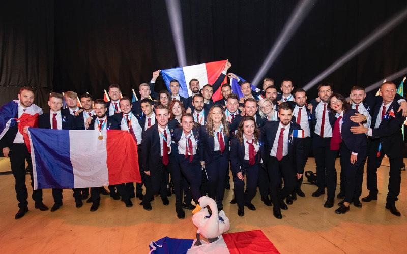 EuroSkills : la jeunesse française du BTP médaillée sept fois - Batiweb