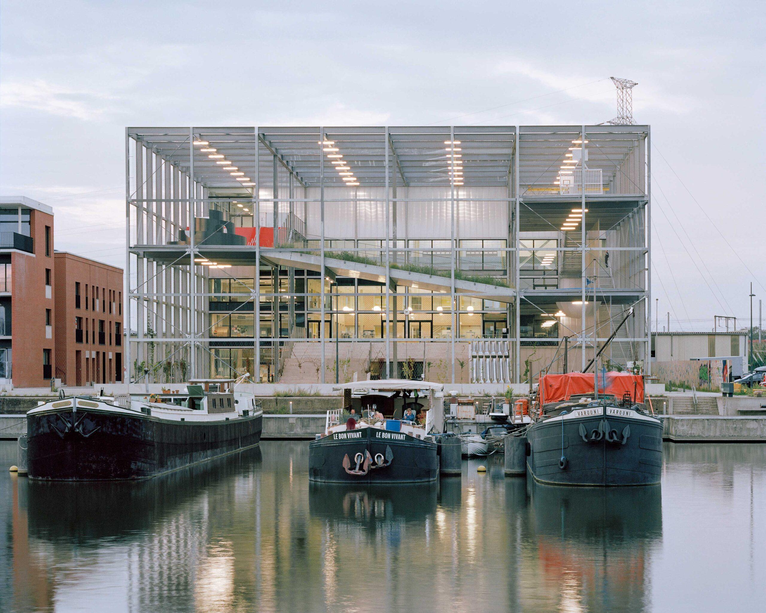 Melopee School par XDGA – Xaveer De Geyter Architects- Crédit photo : Maxime Delvaux