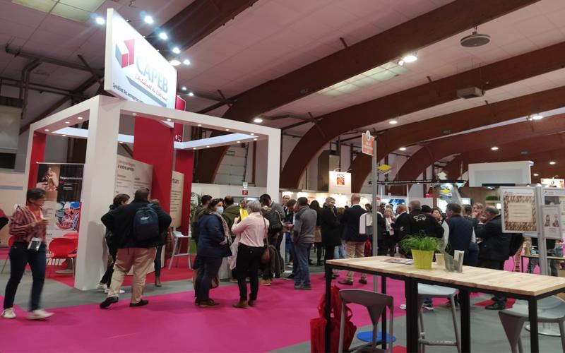 Salon Artibat: près de 900 exposants au rendez-vous - Batiweb