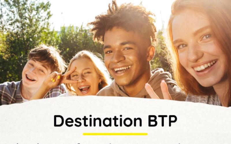 Avec Destination BTP, le CCCA-BTP accompagne toujours plus les jeunes - Batiweb
