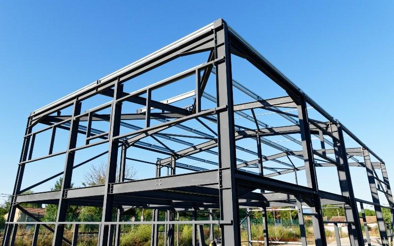L'activité de la construction métallique croît de 6,5 % - Batiweb