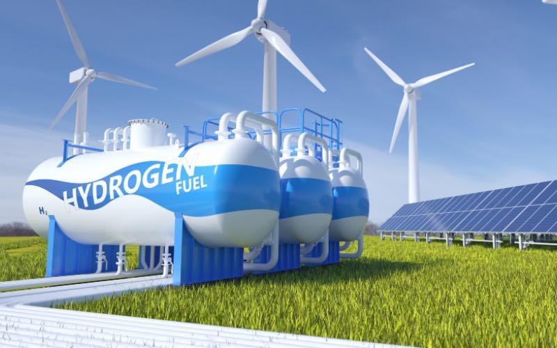 Sans hydrogène vert, l'objectif climatique inatteignable ? - Batiweb