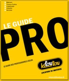 Nouveau Guide Pro 2006 chez Kiloutou - Batiweb