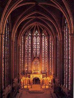 A redécouvrir dans Paris, la Sainte Chapelle, comme un acte politique - Batiweb