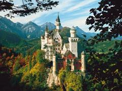 Du rêve d'un fou à la réalité d'un architecte, Neuschwanstein - Batiweb