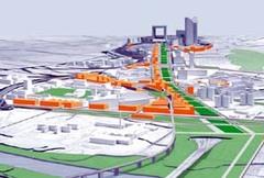 Le projet Seine-Arche, la rénovation d'un no man's land urbain - Batiweb