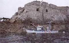 Un chantier de forçat pour le fort de la cité pirate - Batiweb