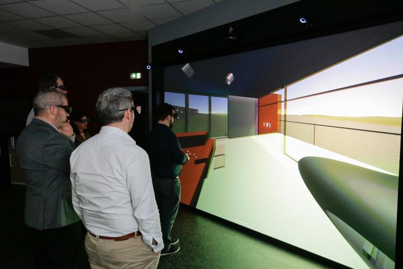 Strasbourg inaugure un complexe BIM dernier cri - Batiweb