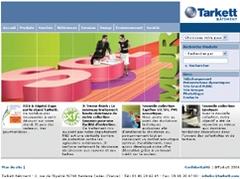 www.tarkett-batiment.fr : un nouveau site internet haut en couleurs au service des professionnels - Batiweb