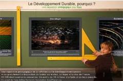 Yann Arthus-Bertrand et le developpement durable - Batiweb