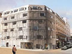 Les palaces parisiens et l'ouverture du Fouquet's Barrière - Batiweb