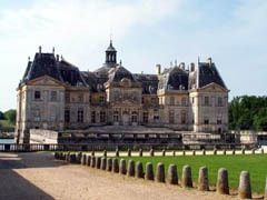 Le 17 août 1661, Nicolas Fouquet organise une réception pour fêter l'achèvement de Vaux-le-Vicomte - Batiweb