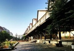 "Le chantier ""symbole"" de la halle Pajol - Batiweb"