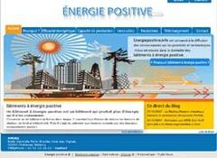 Un site pour l'énergie positive - Batiweb