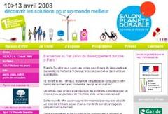 Planète Durable® : un salon éco-responsable de A à Z !  - Batiweb