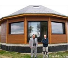 À Saint-Sulpice-des-Landes, une maison bioclimatique  - Batiweb