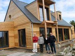 Maison bioclimatique à Penmarc'h  - Batiweb