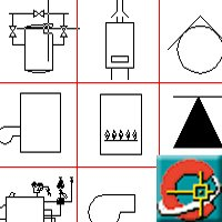 CADMATIC Gestionnaire de bibliothèques de symboles personnalisables. Batiweb