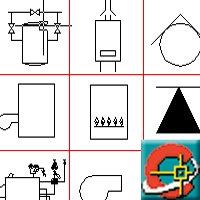 CADMATIC Gestionnaire de bibliothèques de symboles personnalisables.