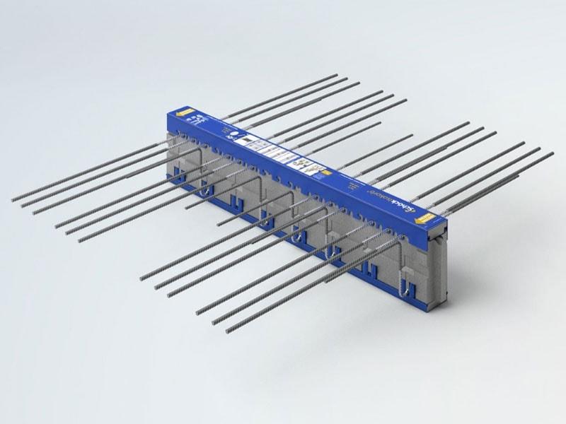 Rupteur de ponts thermiques Schöck Rutherma® type K - Batiweb