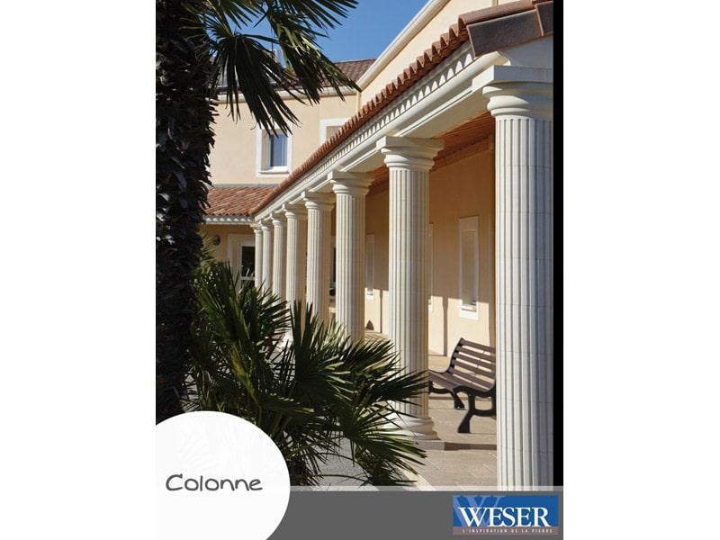 Colonnes - Batiweb